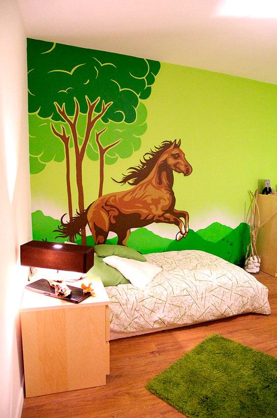 Tous ensemble tf1 d coration chambre nature 7 studio 832 v nementiel com par l 39 art paca - Decoratie chambre natuur ...