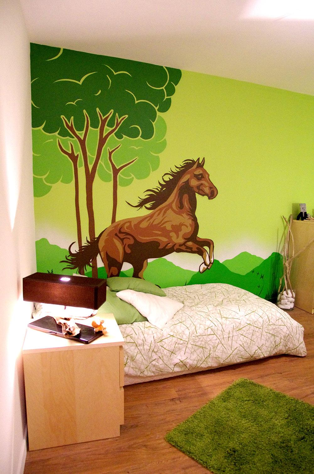 Deco Chambre Equitation Ralisscom - Cheval chambre idees de decoration