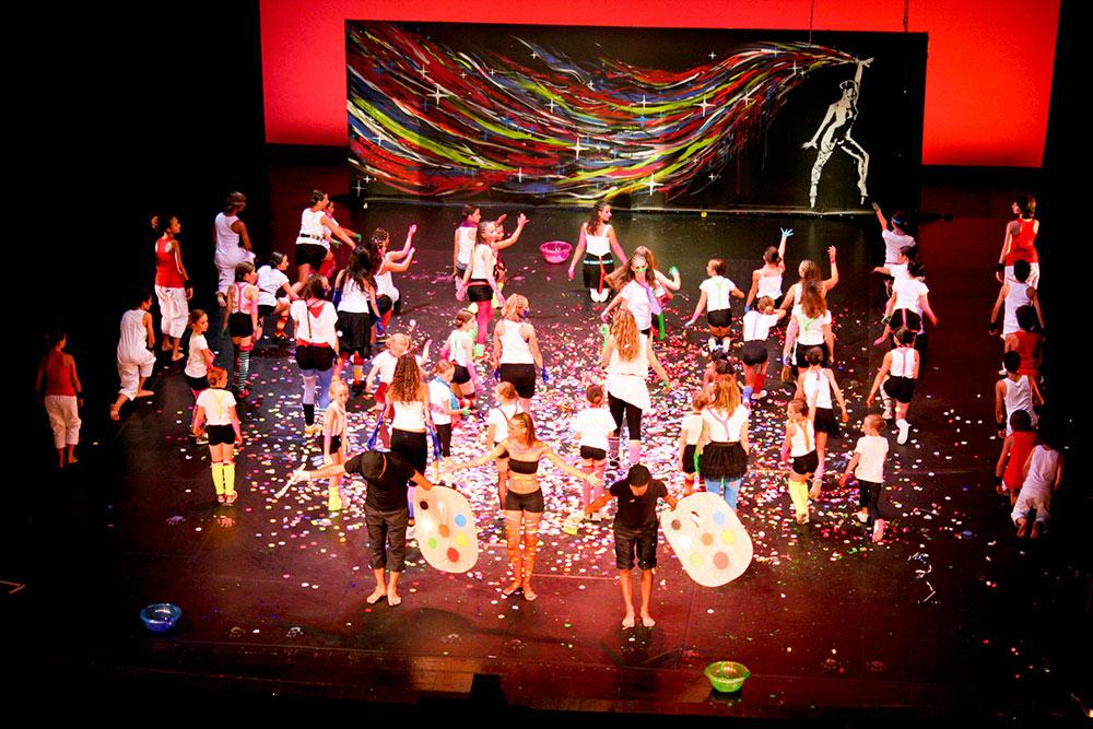 Show Fresque Opéra Toulon spectacle