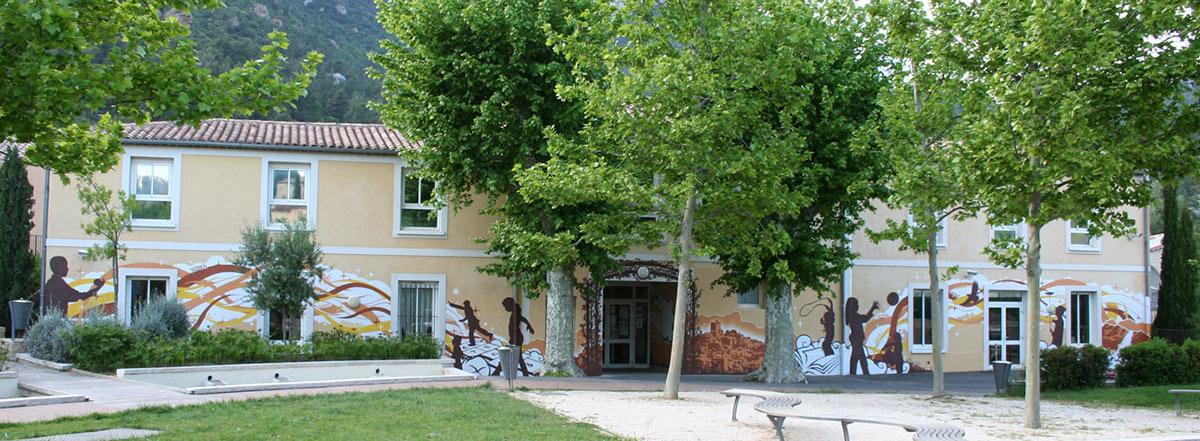 Fresques citoyennes centre de loisir Revest