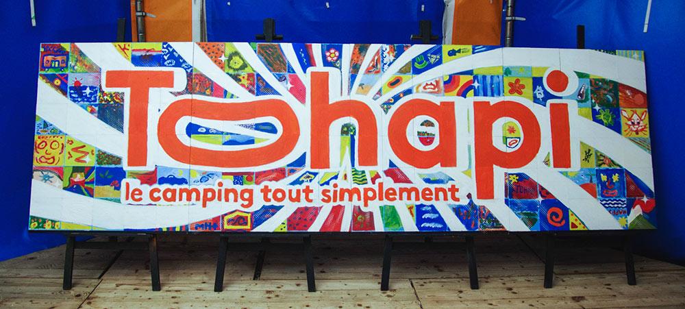 Fresque Puzzle & libre expression Aix en provence