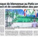 Article Graffiti Foyer Accueil jeunesse Toulon Var PACA