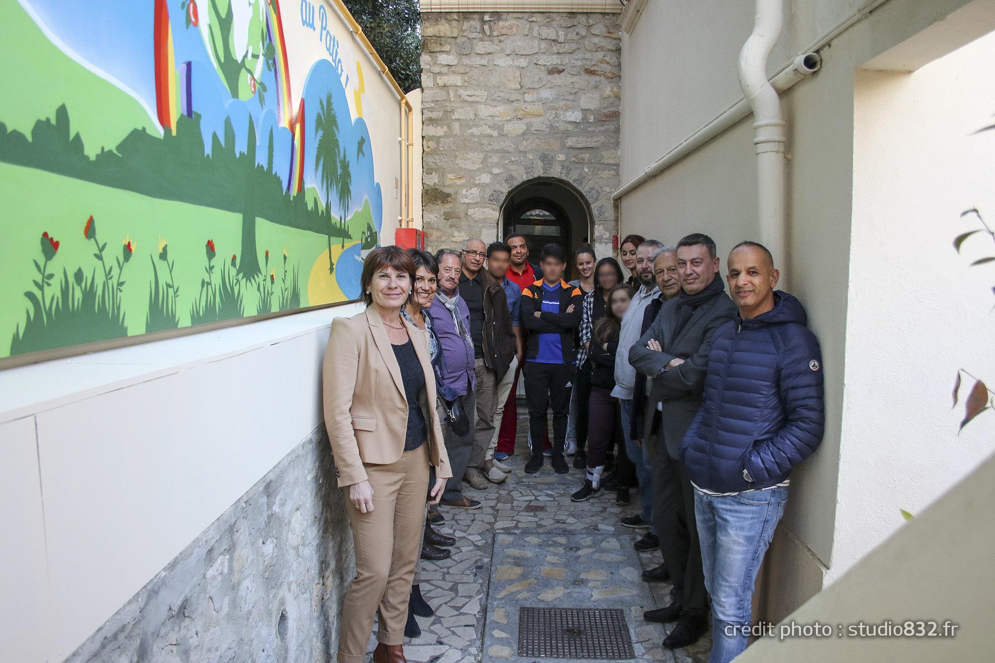 Street Art Inauguration Toulon