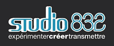 STUDIO 832 / Fresque & Com par l'Art • PACA Logo